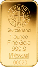 Lingotto Oro 1oz